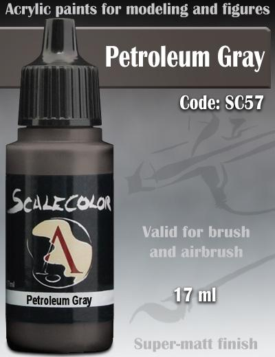 Petroleum Gray