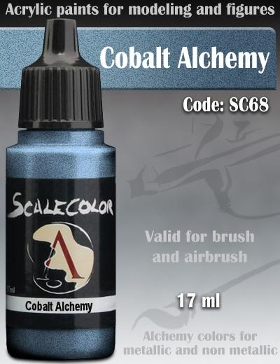 Cobalt Alchemy