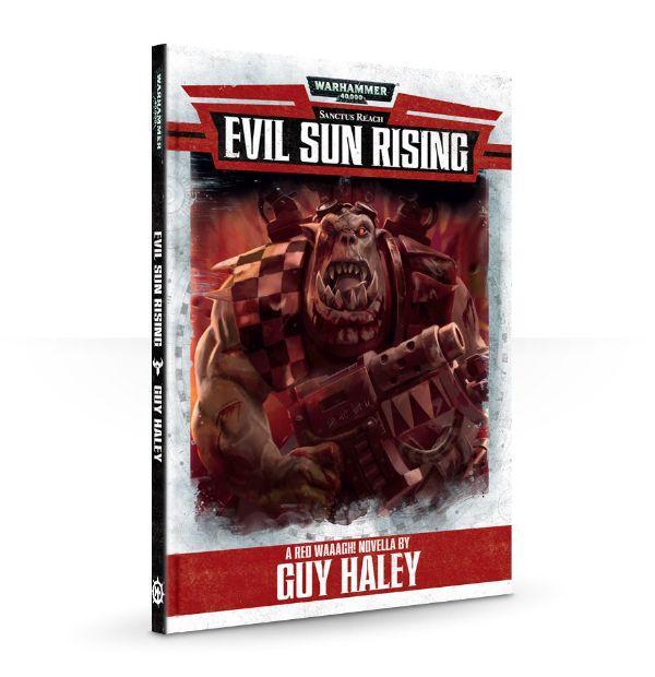 Sanctus Reach: Evil Sun Rising (a5 Hb)