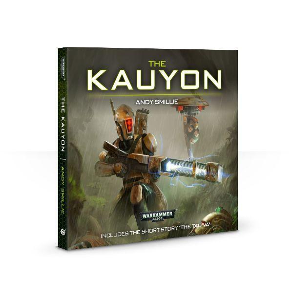 The Kauyon (audiobook)