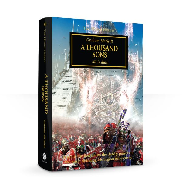 Horus Heresy: A Thousand Sons (Hardback)