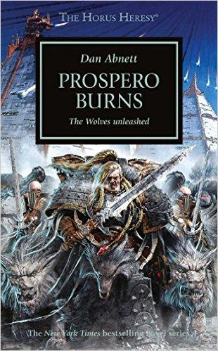 Horus Heresy: Prospero Burns (Hardback)