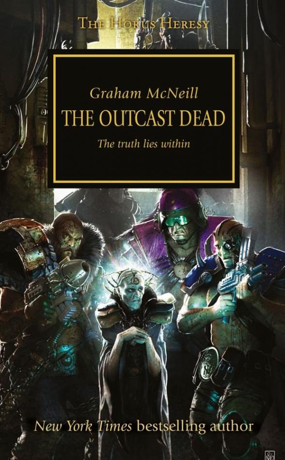 Horus Heresy: The Outcast Dead (Hardback)