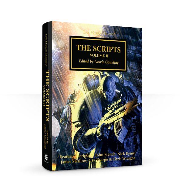 Horus Heresy: Script Book 2 (Hardback)