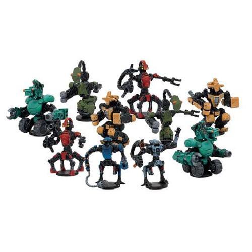 Ro-Tek Brutes - Mechanite Team