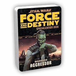 Aggressor Specialization Deck: Force and Destiny