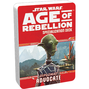 Advocate Specialization Deck: Age of Rebellion