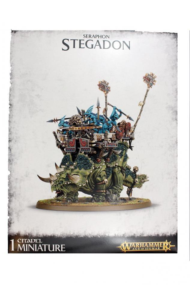 Stegadon / Engine of the Gods