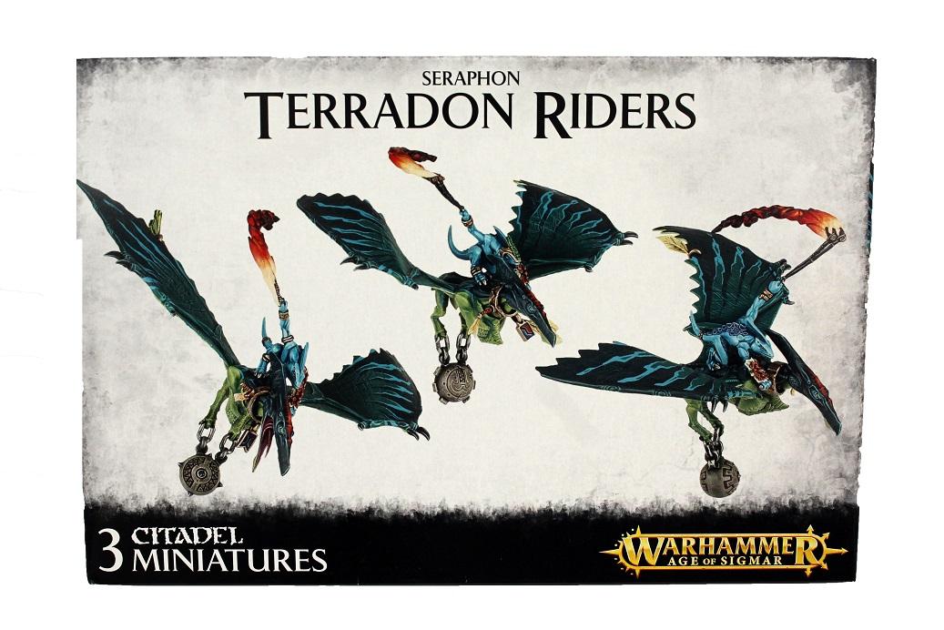 Terradon Riders / Ripperdactyl Riders