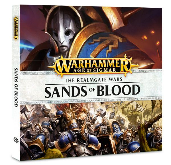 Realmgate Wars: Sands of Blood (Audiobook)