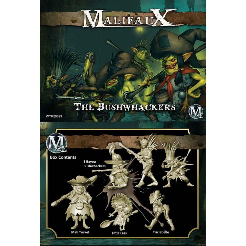 Mah Tucket Crew Box - The Bushwhackers