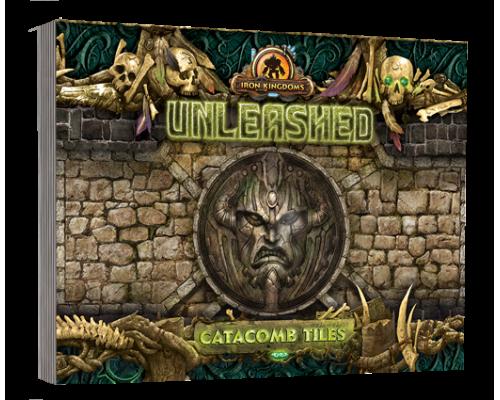 IK Unleashed Catacomb Tiles (9 Double Sided)
