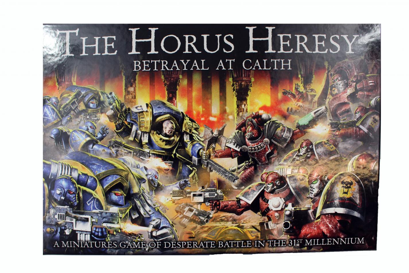 Horus Heresy: Betrayal at Calth (English)