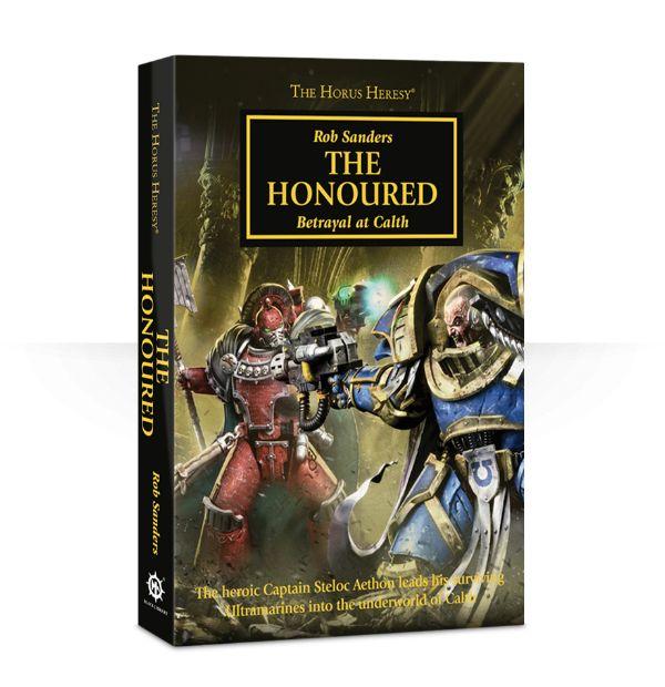 Horus Heresy: The Honoured (A5 Hardback)