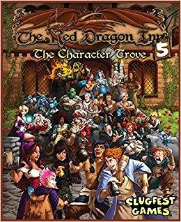 Red Dragon Inn 5: The Character Trove: Red Dragon Inn Exp