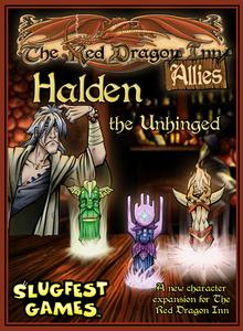 Allies Halden the Unhinged: The Red Dragon Inn