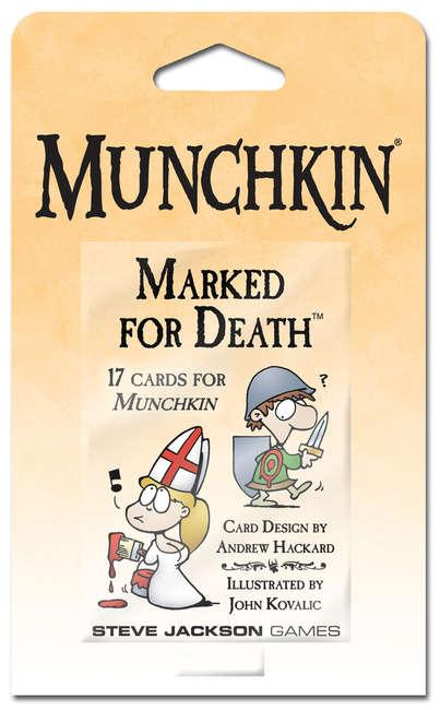 Munchkin Marked for Death (Unit)