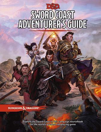 Dungeons & Dragons Sword Coast Adventure Guide (DDN)