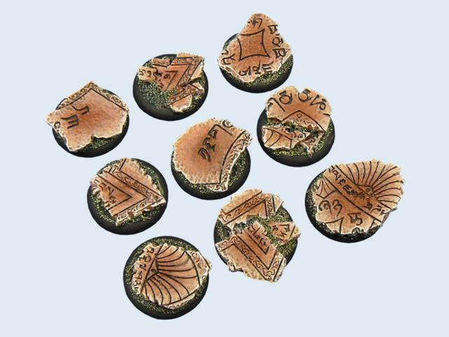 Shrine Bases, WRound 30mm (5)