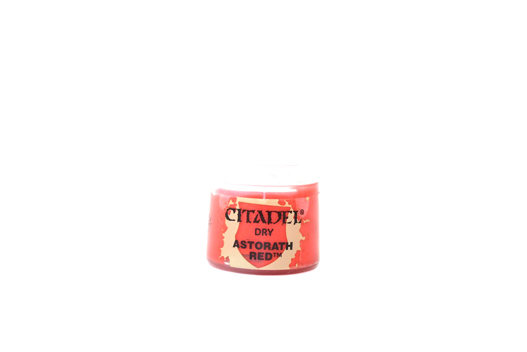 Dry: Astorath Red