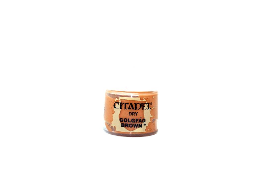 Dry: Golgfag Brown