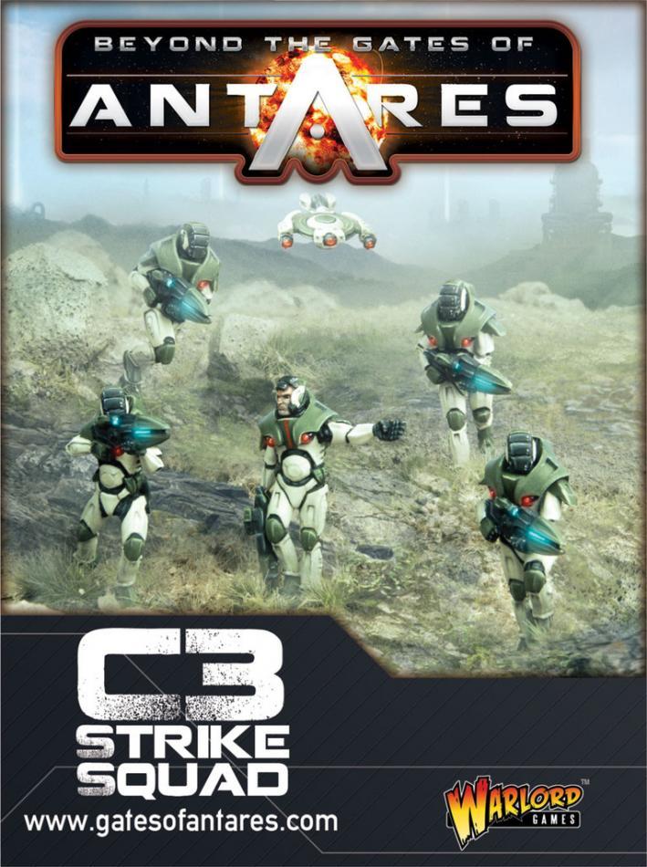Concord C3 Strike Squad