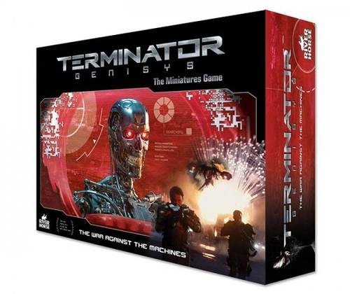 Terminator Genisys The War Against The Machines