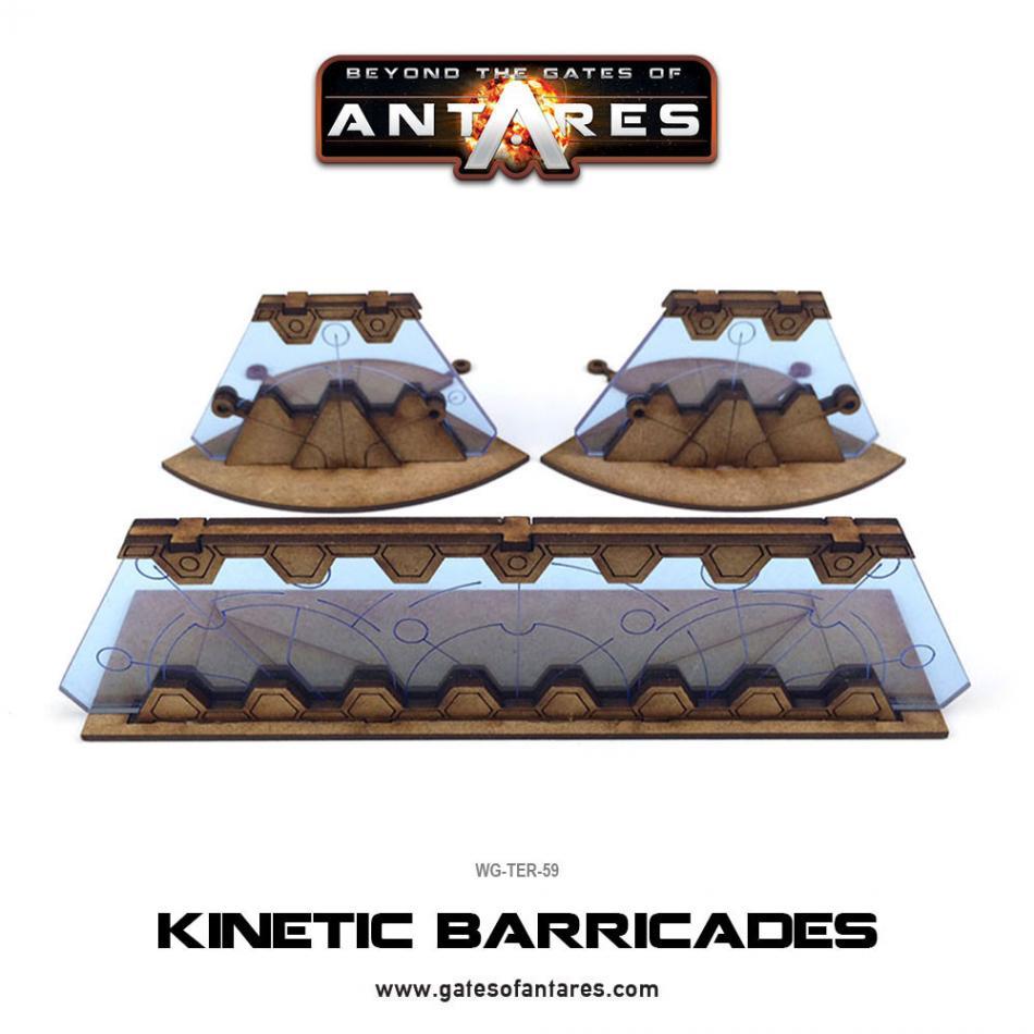 Kinectic Barricades