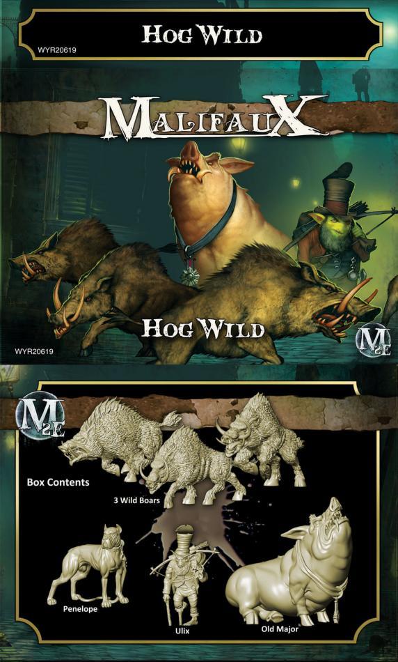 Ulix Crew Box - Hog Wild