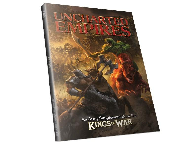 Kings of War Uncharted Empires