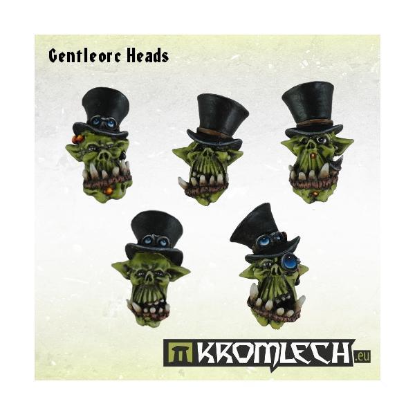 Gentleorc Heads (10)