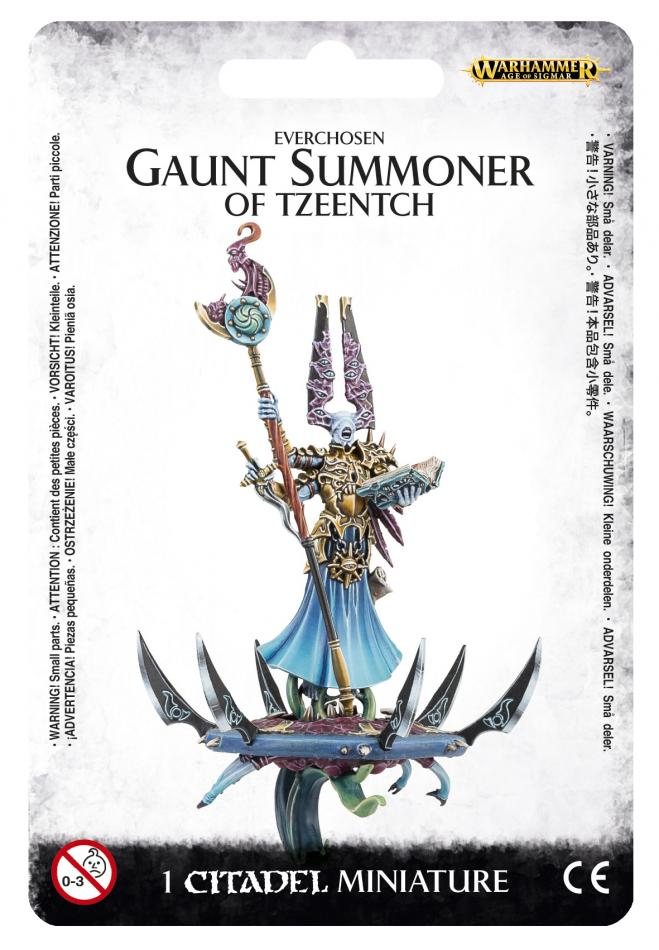 Gaunt Summoner (Everchosen)