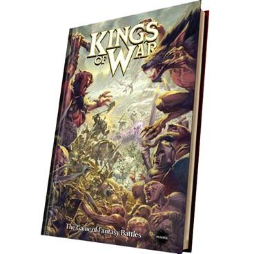 Kings of War 2nd Edition Rulebook (Hardback)