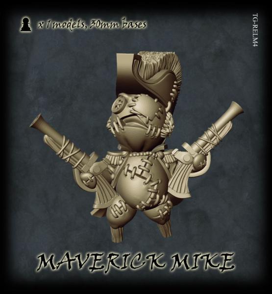 Maverick Mike