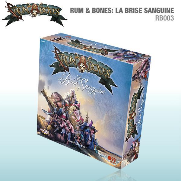 La Brise Sanguine - Rum and Bones