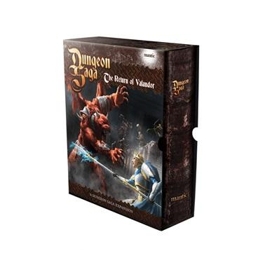 The Return of Valandor Quest Pack: Dungeon Saga exp