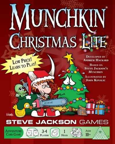 Munchkin Christmas Lite