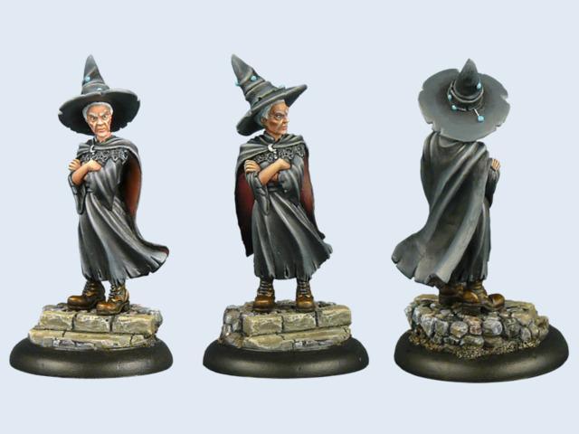 Discworld Miniature Esme Weatherwax (1)
