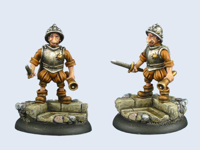 Discworld Miniature Nobby (1)