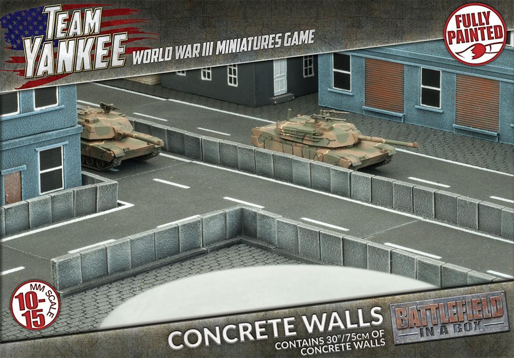 Contrete Walls