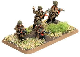 Motor Rifle Platoon (24 figs)