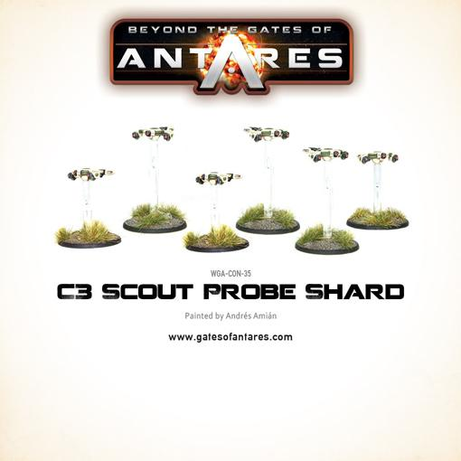 C3 Scout Probe Shard (6 Probes)