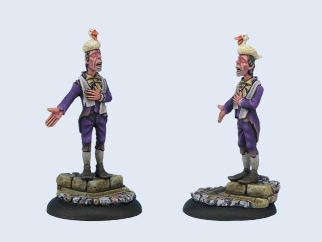 Discworld Miniature Duck Man (1)