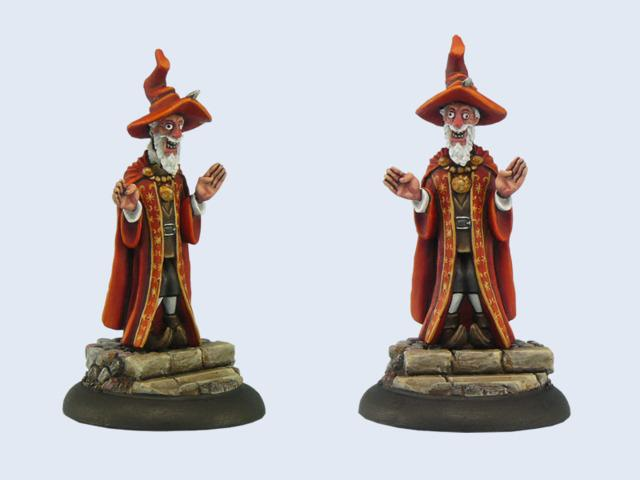 Discworld Miniature Bursar (1)
