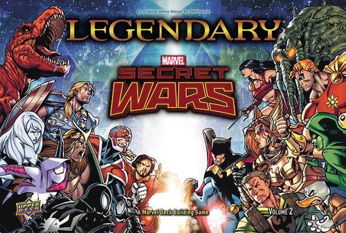 Legendary: Secret Wars Vol 2 Exp