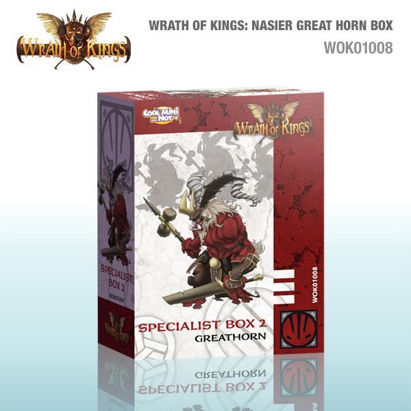 Nasier Great Horn box