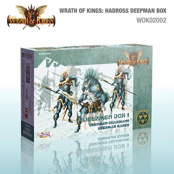 Hadross Deepman Box