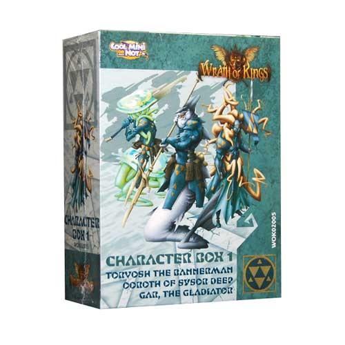 Hadross Character Leader Box