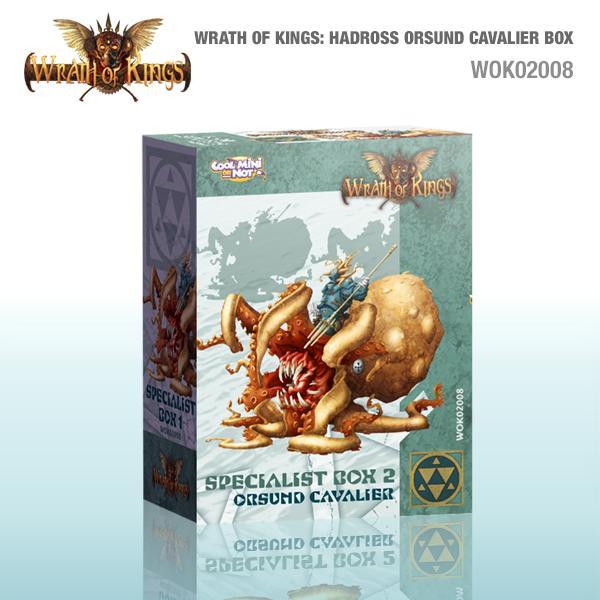 Hadross Orsund Cavalier Box