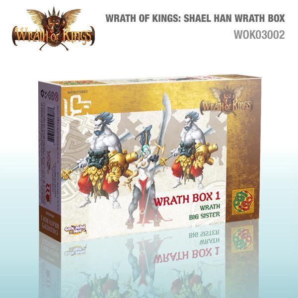 Shael Han Wrath Box